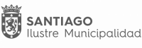 Logo I. Municipalidad de Santiago